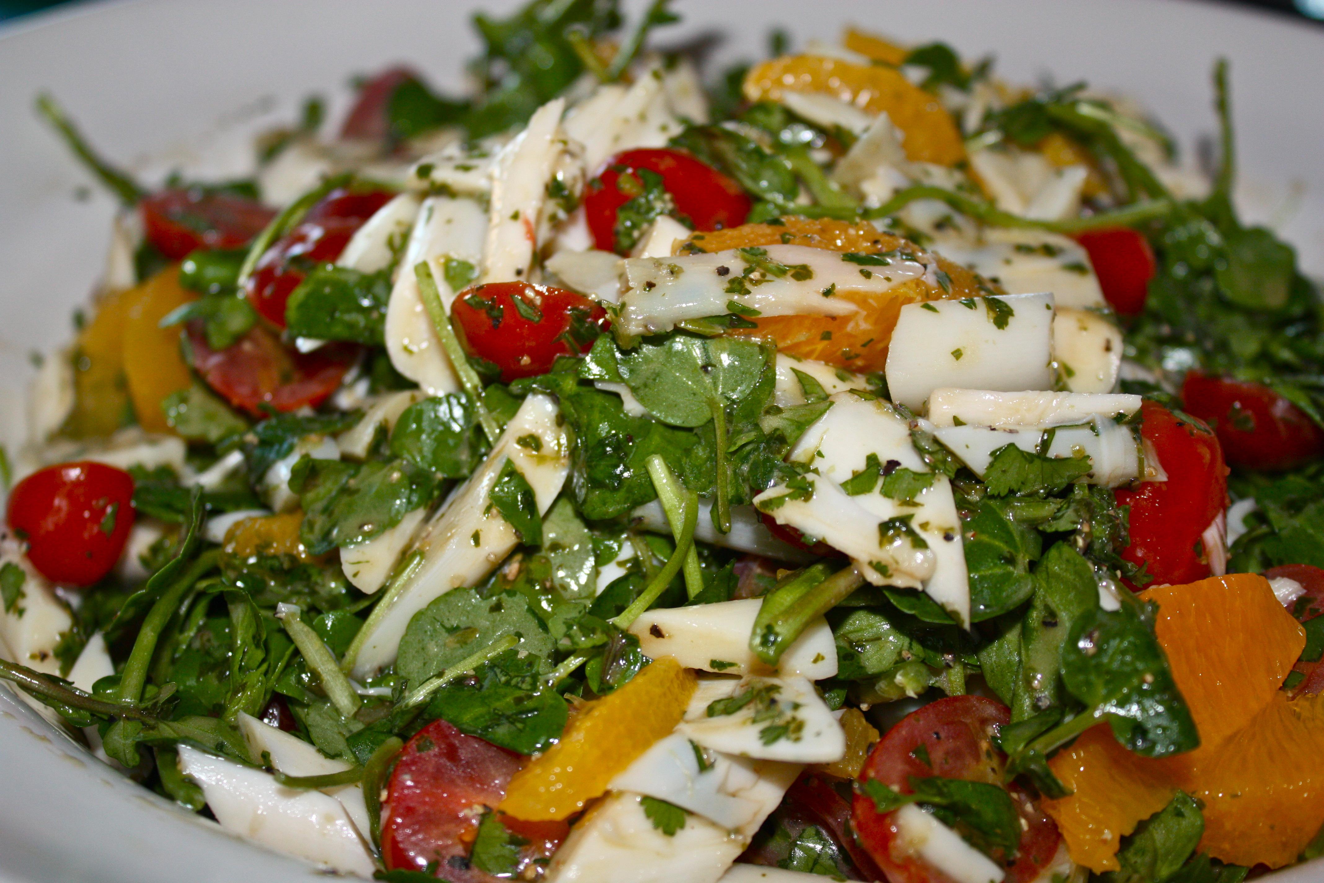 Salad Works | Life Undeveloped.