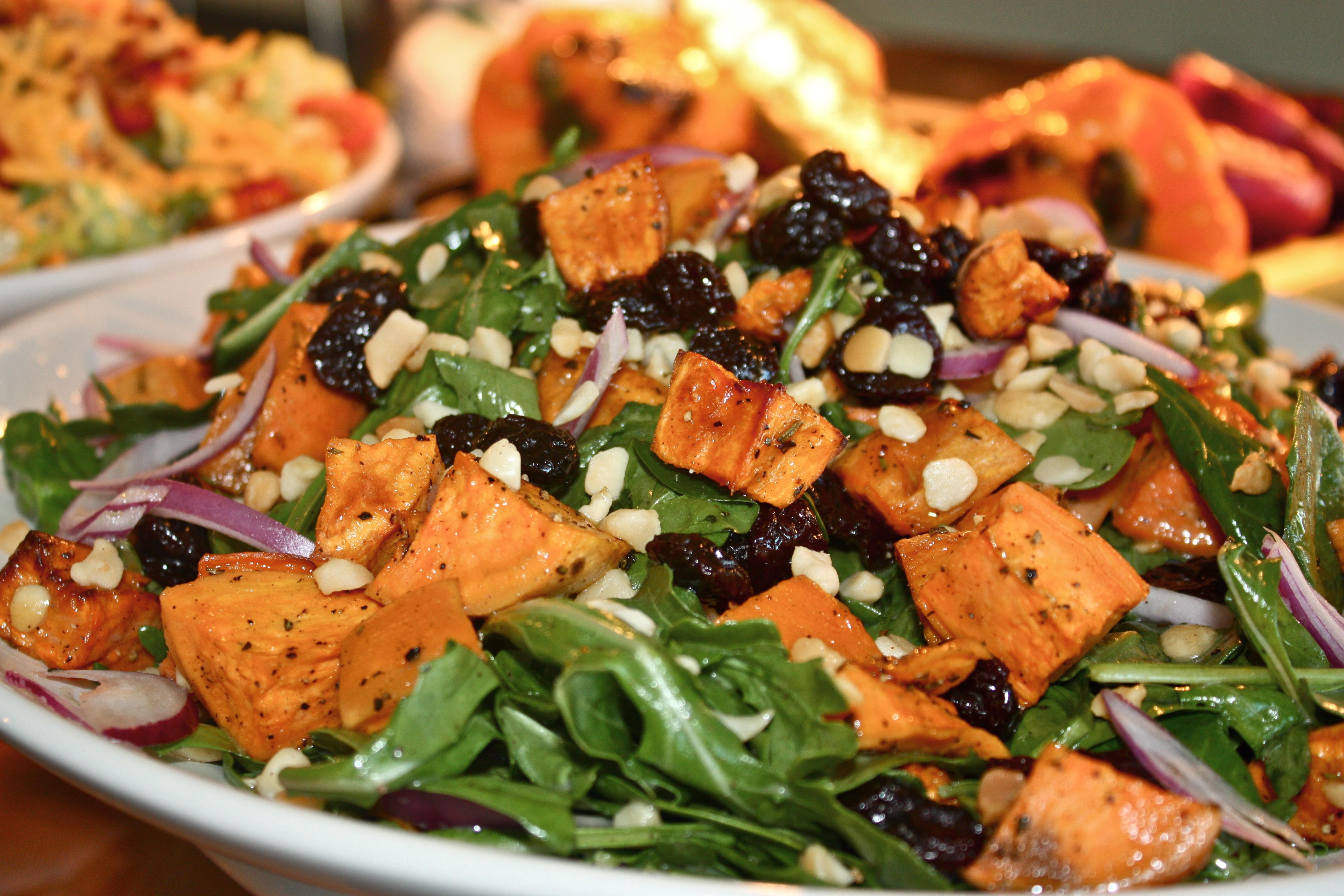 Southern Comfort Salad:
