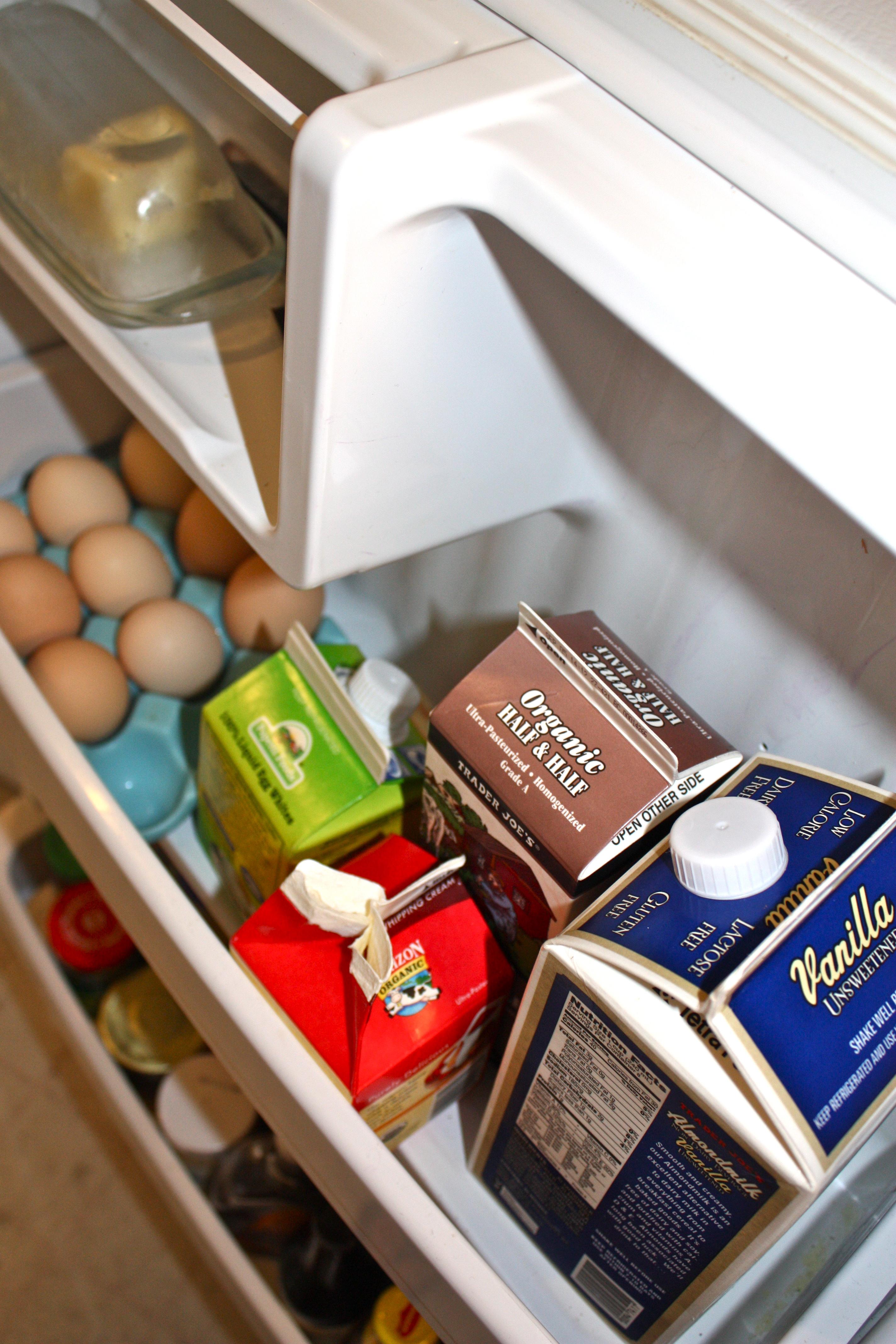 Shelf life of frozen breast milk